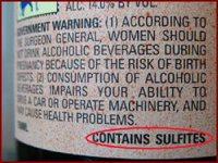 Sulfites on label thumb