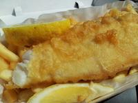 Thumb fish and chips
