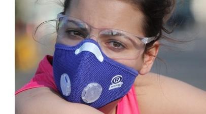 Respro allergy blue sporty 225 header