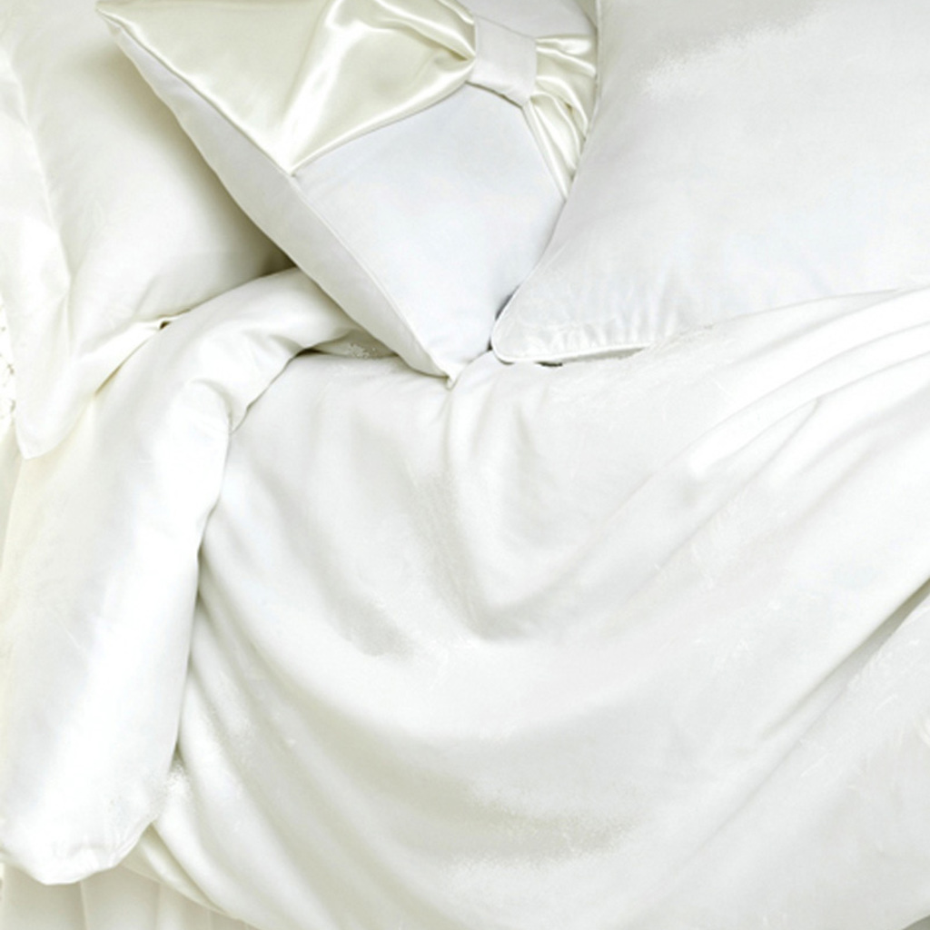 Allergy Friendly Bamboo Bed Linen in Natural White