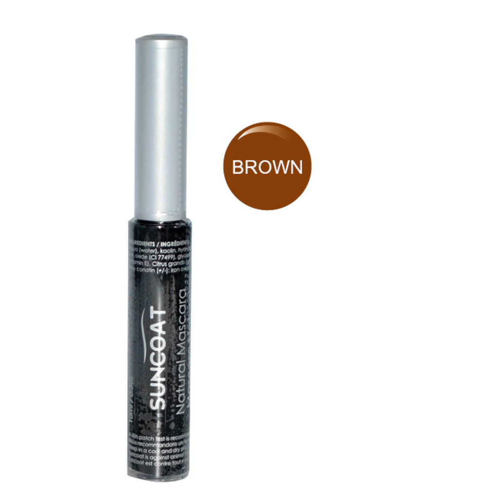 Suncoat Natural Mascara
