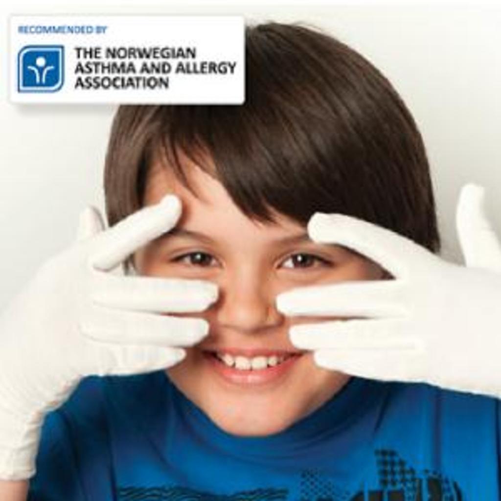 Children's Bamboo Gloves for Eczema