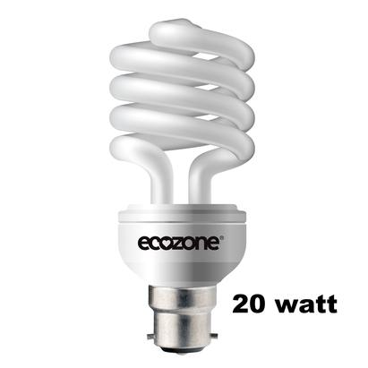 Click to enlarge - Energy Saving Daylight BioBulbs