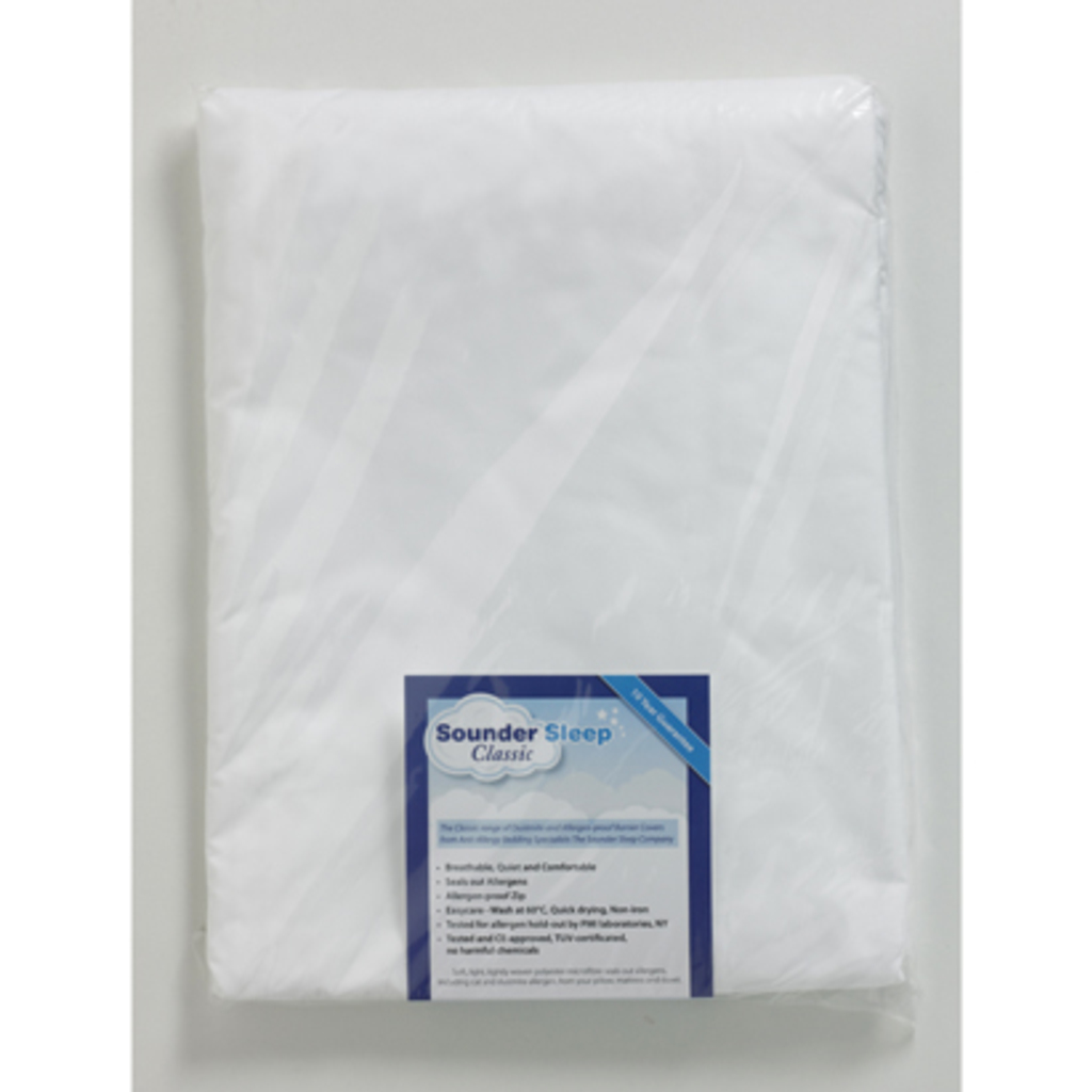 Classic Microfibre Dustmite Proof Mattress Barrier Covers