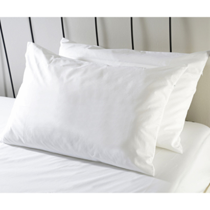 Click to enlarge - Classic Microfibre Dust Mite Proof Pillow Barrier Covers