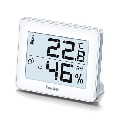 Click to enlarge - Humidity & Temperature Gauge