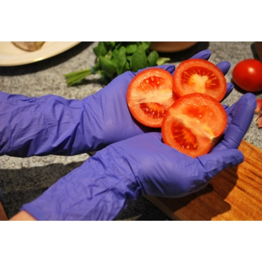 Long Latex-free Magic Touch® Gloves