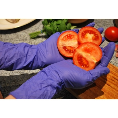 Click to enlarge - Long Latex-free Magic Touch® Gloves