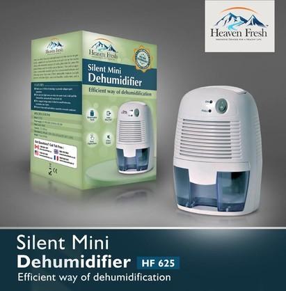 Click to enlarge - Heaven Fresh HF625 Mini Dehumidifier