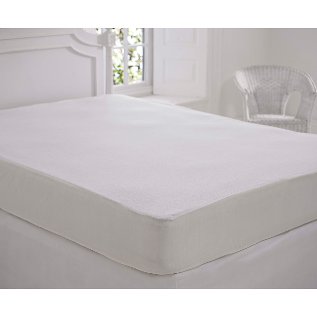 Waterproof Allergen Barrier Cover For Mattresses By