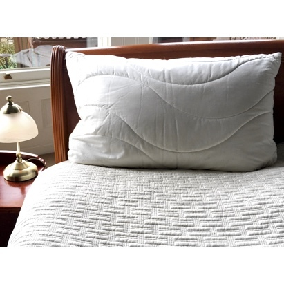 Click to enlarge - Anti-allergy Natural Wool Pillow