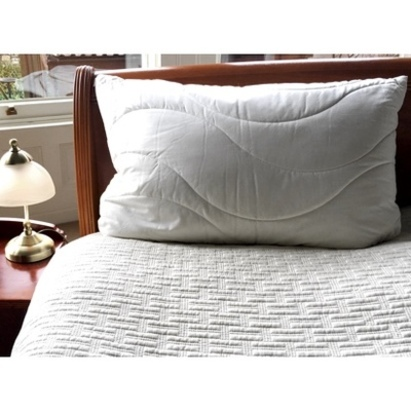 Natural Wool Pillow Naturally Hypoallergenic Allergy