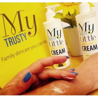 Click to enlarge - My Trusty® Unscented Sunflower Cream