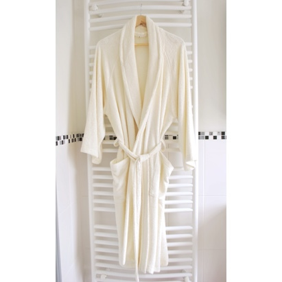 Click to enlarge - Super Soft Bamboo Bathrobe