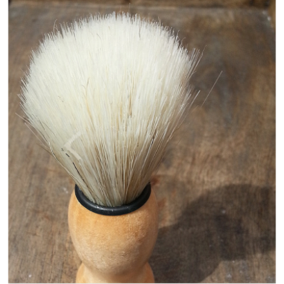 Click to enlarge - Unscented Natural Shaving Soap