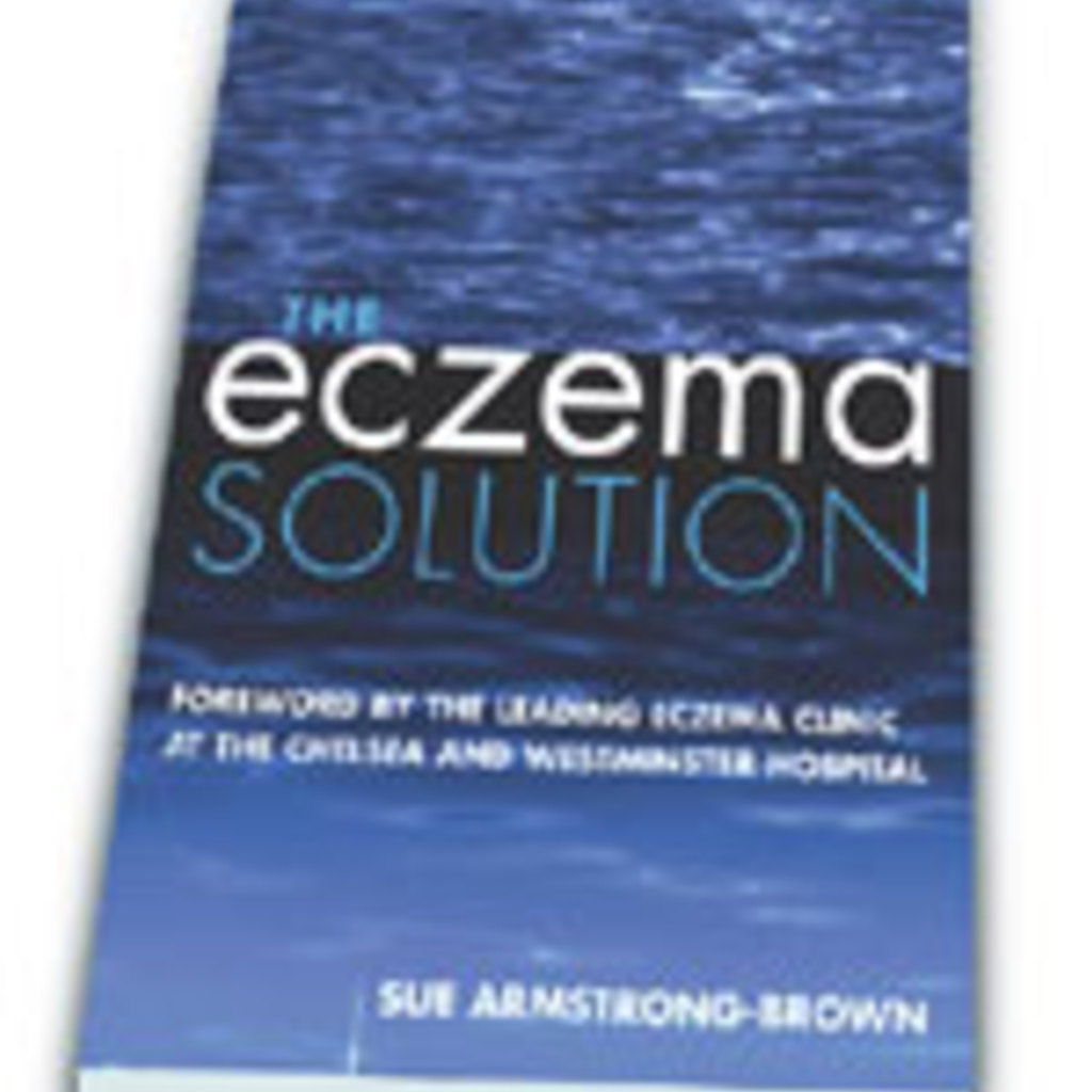 The Eczema Solution By Sue Armstrong Brown By Random