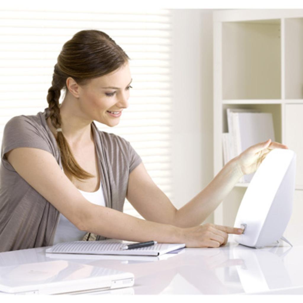 Beurer TL40 Brightlight Desktop Daylight SAD lamp