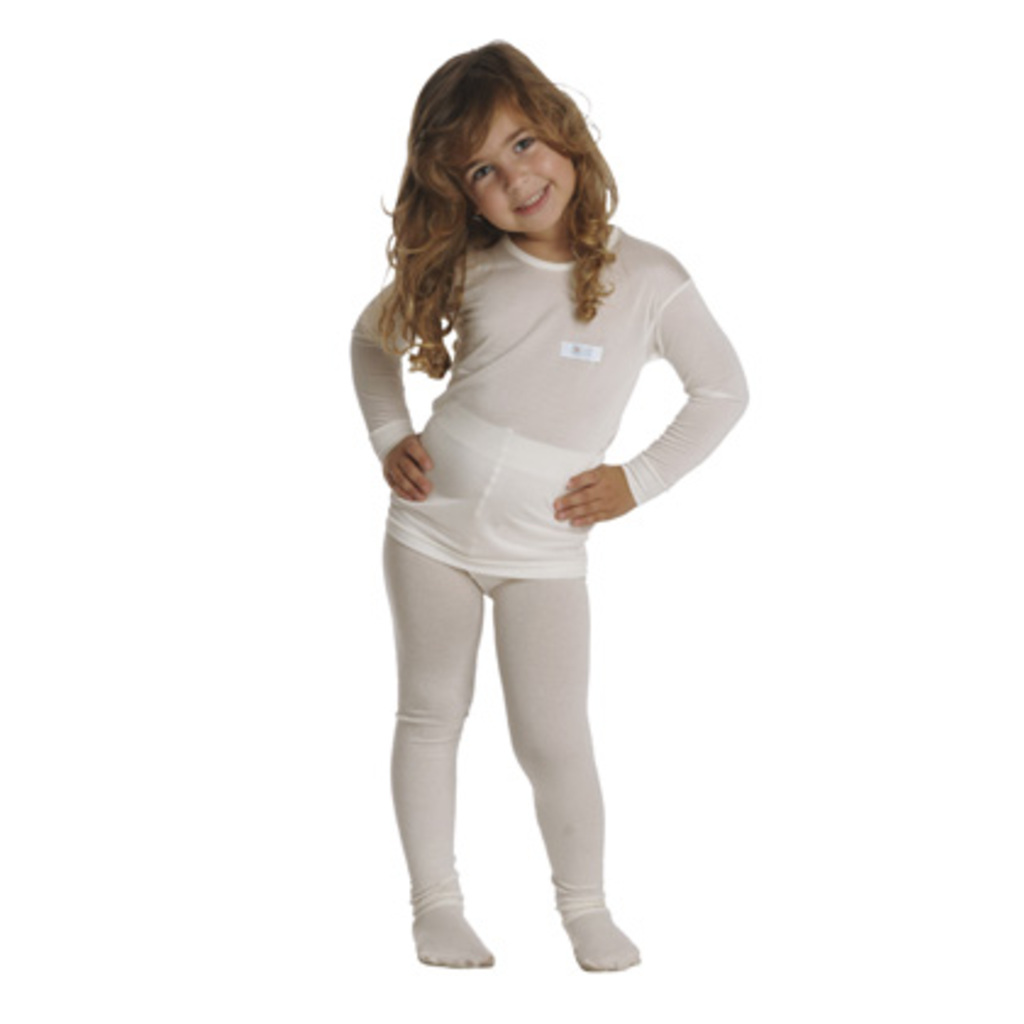 DermaSilk Infant Leggings