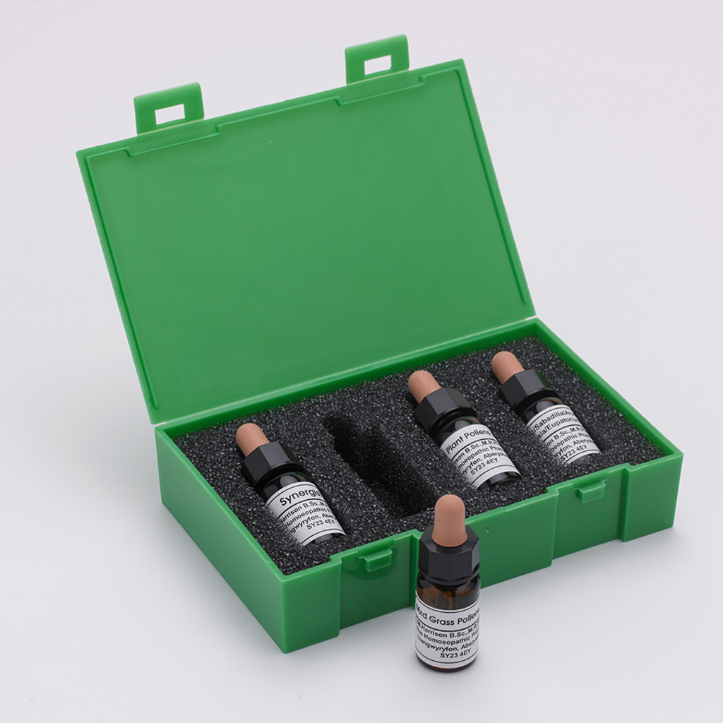 Homeopathic Hayfever Desensitisation Kit