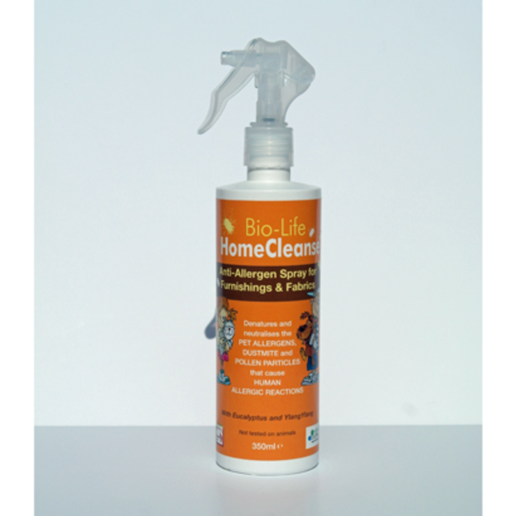 HomeCleanse™ Natural anti-Dustmite Spray