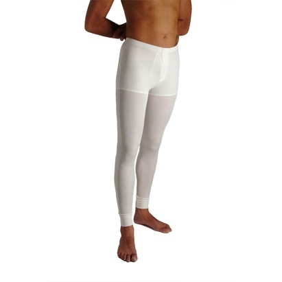 Click to enlarge - Dermasilk Men's Therapeutic Leggings
