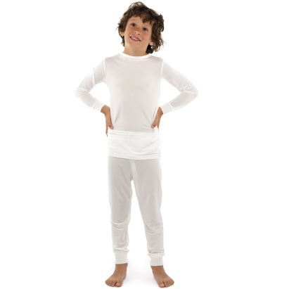 Click to enlarge - DermaSilk Therapeutic Children's Pyjamas