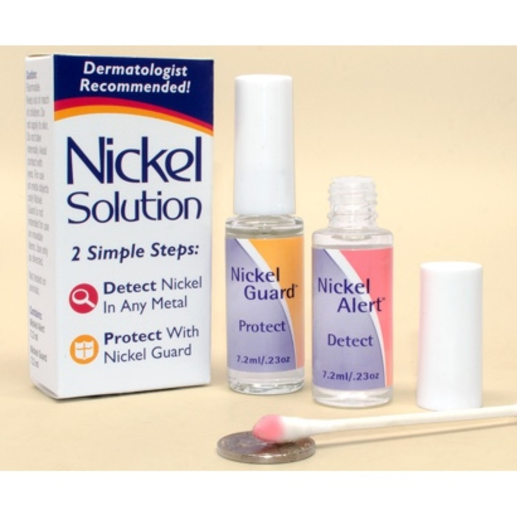 Nickel Solution for Nickel Allergy