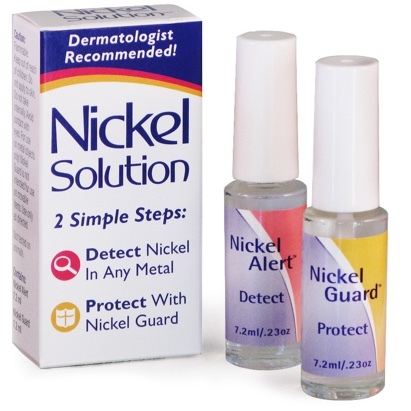 Click to enlarge - Nickel Solution for Nickel Allergy