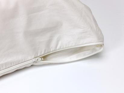 Click to enlarge - Naturelle Cottonfresh® Dust Mite Proof Duvet Cover US Sizes