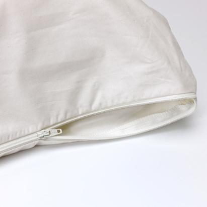 Click to enlarge - Cottonfresh®  Dust Mite Proof Duvet Cover US Sizes