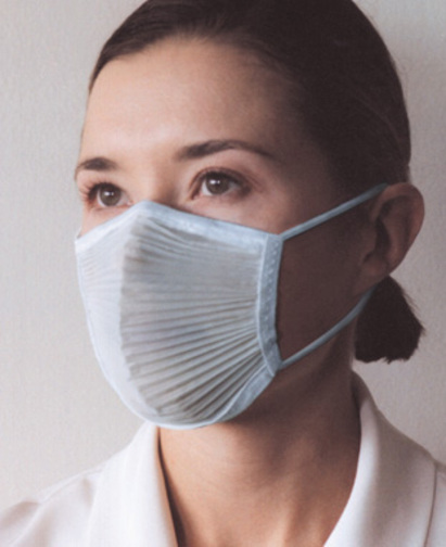 Click to enlarge - MicroAirScreen Face Mask