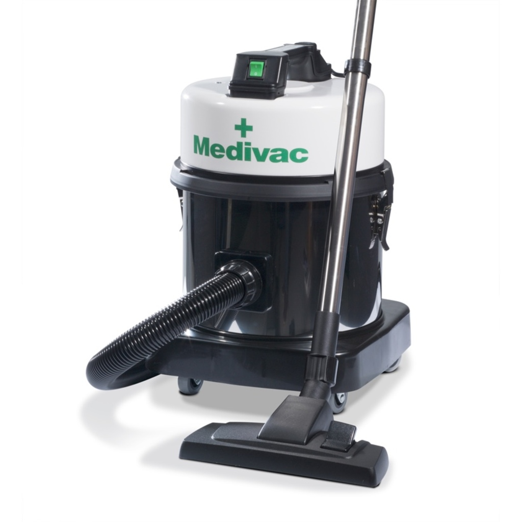 Medivac Microfilter Vacuum Cleaner for Allergies Complete with Tools