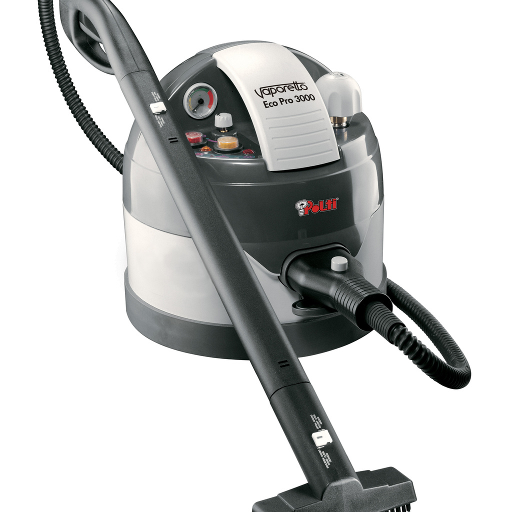 Polti Vaporetto Eco Pro 3000 Anti Allergy Steam Cleaner