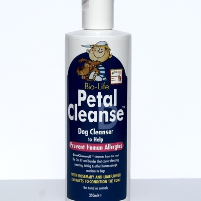 Click to enlarge - Petal Cleanse™ for Dog, Horse & Large Animal Allergy
