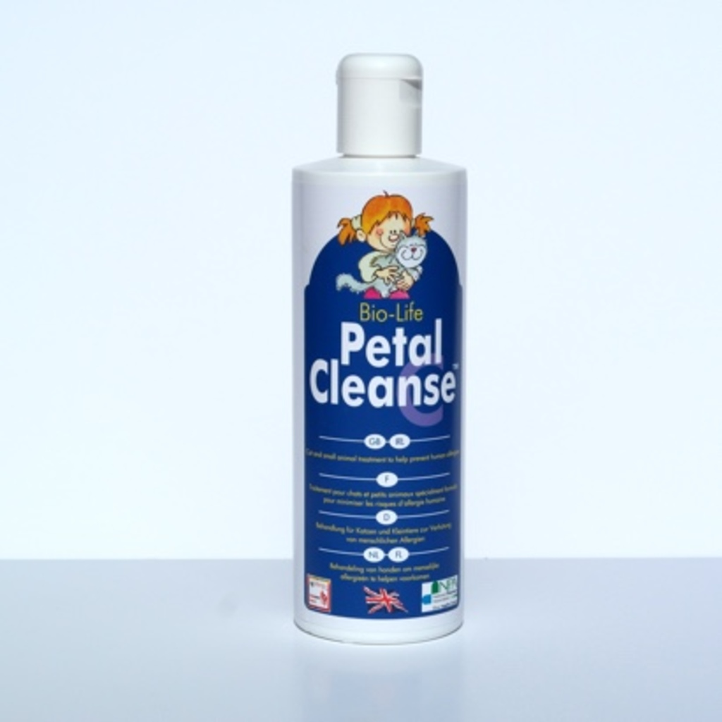 PetalCleanse™ for Cat & Small Animal Allergy