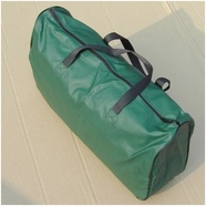 Featured tile green tool bag