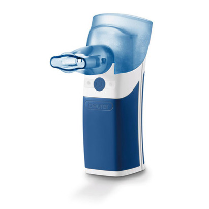 Click to enlarge - Portable Nebuliser