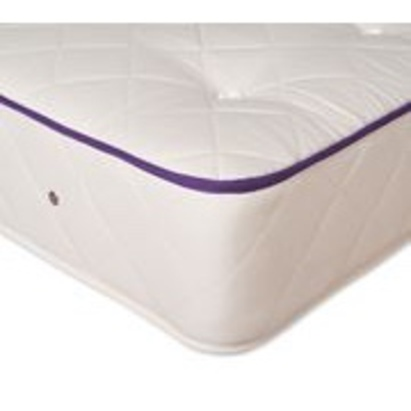 Click to enlarge - Lambswool  Medium-support Organic Mattress
