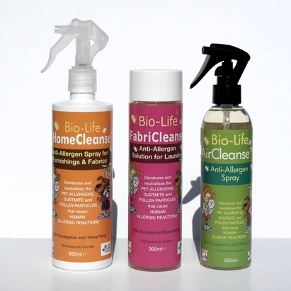 Click to enlarge - STAR BUY! SAVE on AirCleanse, FabriCleanse and HomeCleanse