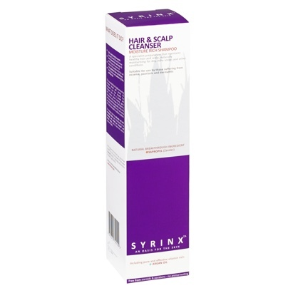 Click to enlarge - Syrinx ZA Two Step Treatment for Dry and Itchy Scalps