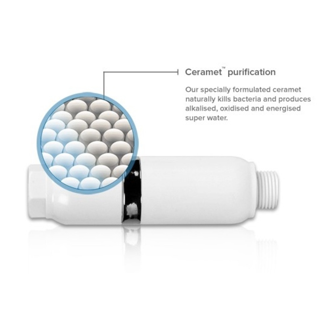 Dechlorinating Universal Easy-fit Shower Filter