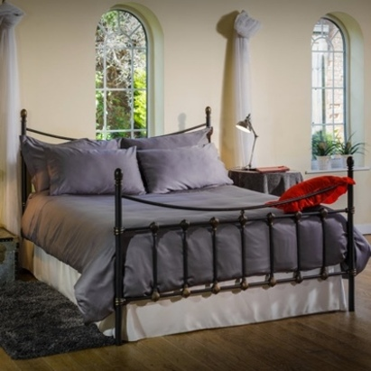 Bamboo Bed Linen In Smoky Grey Sheets Pillowcases And