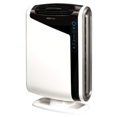 Click to enlarge - aeramax DX95 Air Purifier showing side panel