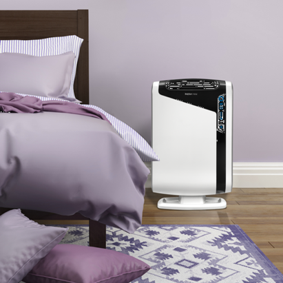 Click to enlarge - Aeramax DX95 Air Purifier in bedroom