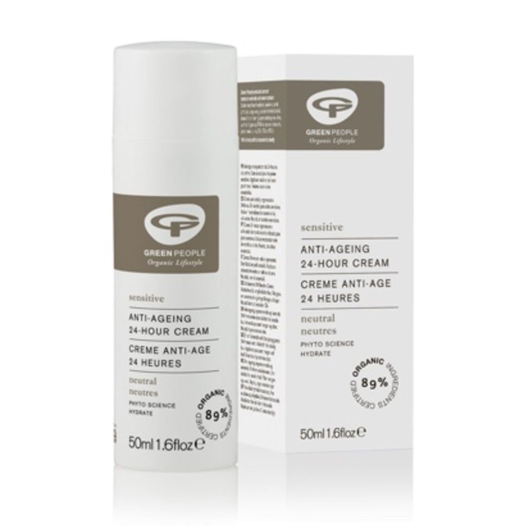 Unscented 24 Hour Cream for Sensitive Skin