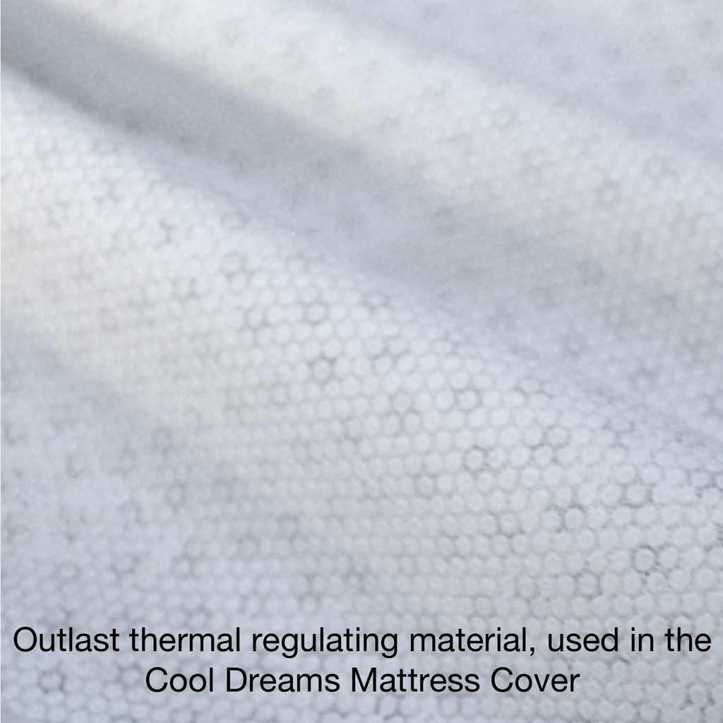 Cool Dreams Thermo-Regulating Mattress Cover