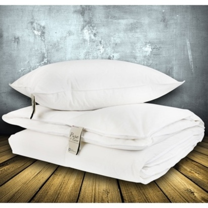Click to enlarge - Pure & Care 100% Natural Pillow for Allergies