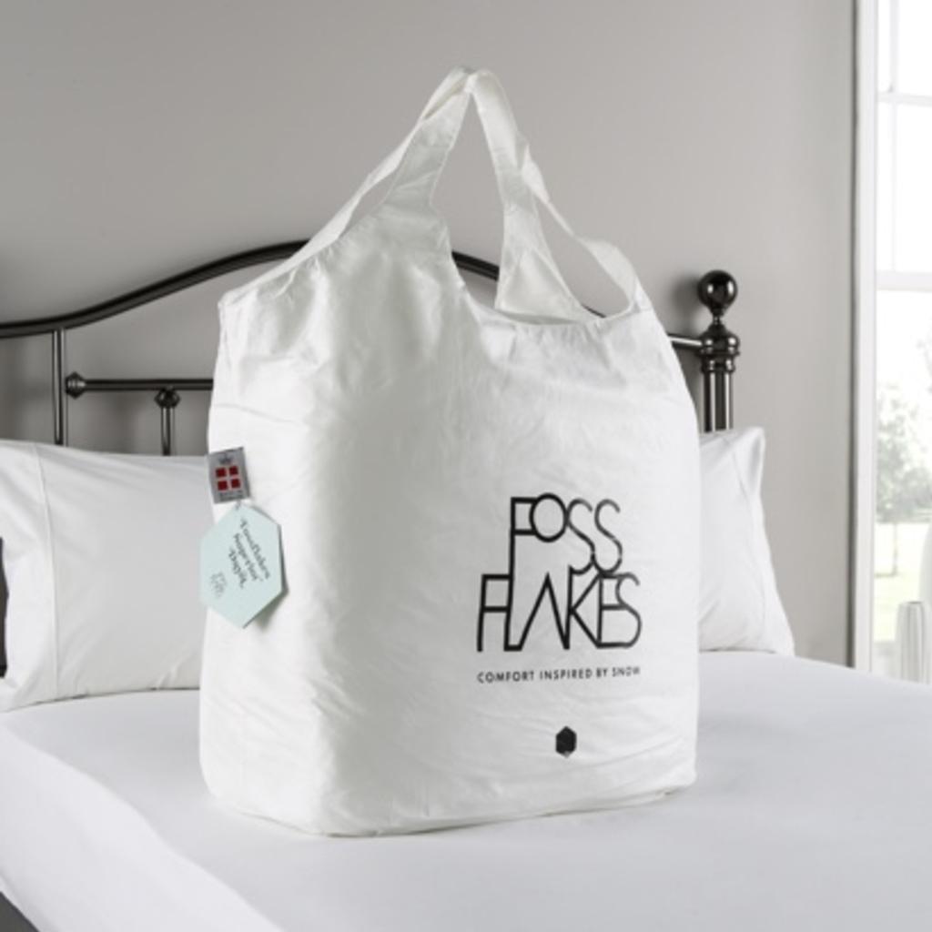 Fossflakes Temperature Regulating Duvet Allergy Best Buys