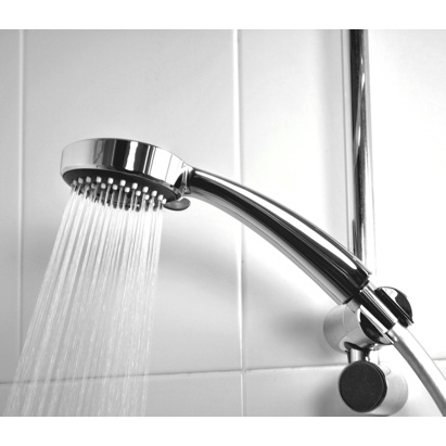 Click to enlarge - Dechlorinating Multi-function Chrome Shower head