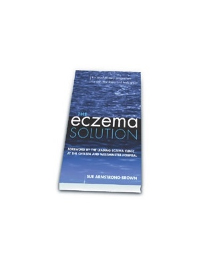Click to enlarge - 'The Eczema Solution' by Sue Armstrong-Brown